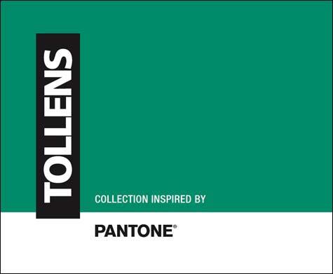 Carte de teintes Collection inspired by Pantone, Tollens