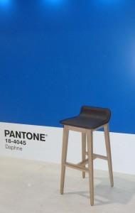 Bleu Daphné 18-4045, stand Tollens aux Journées Castorama 2012