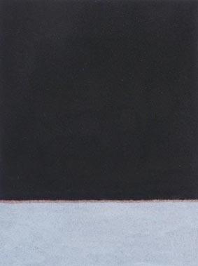 Poudres de mer #11, Tourbe, plastique rouge microfragmenté, mytiloïdescolle de poisson sur châssis en bois, 30 cm x 40 cm, 2015