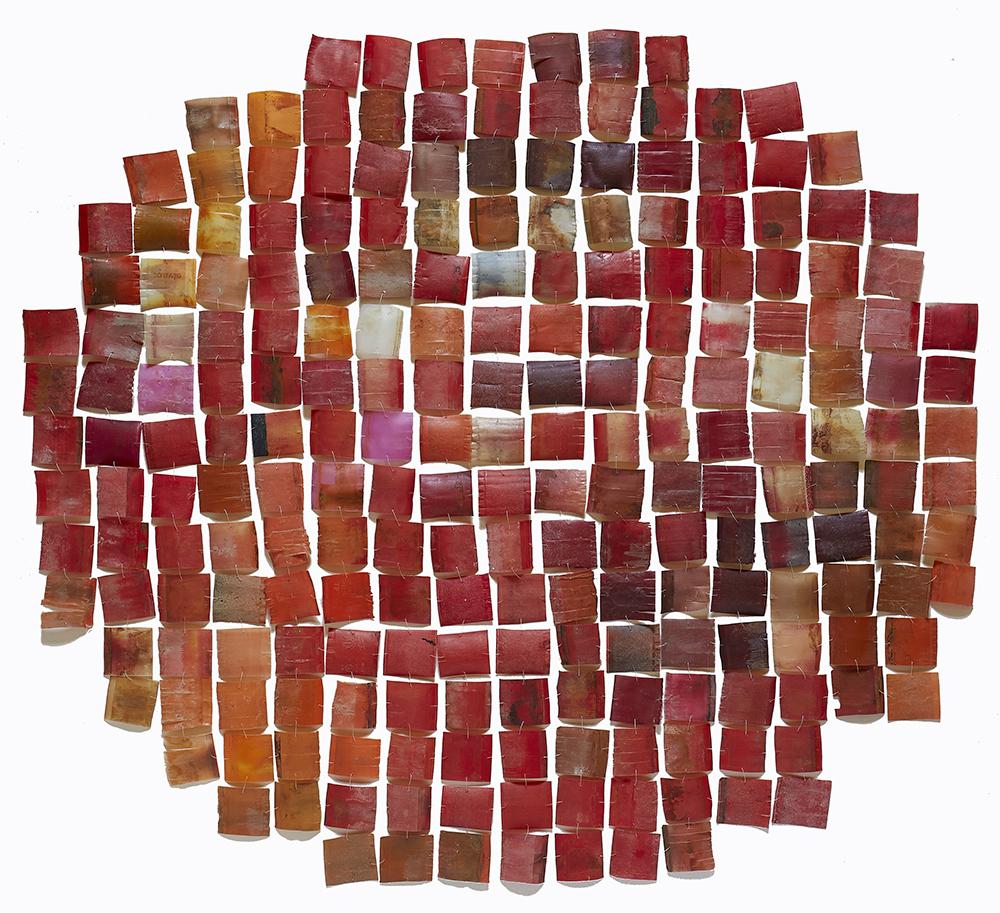 Plastic sun 231 cartouches de fusil en polyéthylène, composition souple, Ø 132 cm, 2015